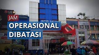 Jam Operasional Pasar dan Pusat Perbelanjaan di Bogor Dibatasi untuk Cegah Penyebaran Corona