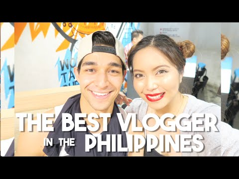 The Best Vlogger in the Philippines (Say Tioco Artillero)
