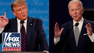 'The Five' break down Trump, Biden strategies a week ahead of election day