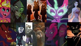 Defeats of My Favorite Villains Part 18 - Tripod75
