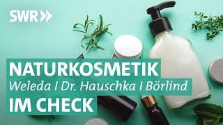 Naturkosmetik im Check: Weleda, Dr. Hauschka und Annemarie Börlind