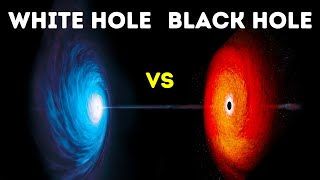 With A Black Hole You Get Sucked In, But With A White Hole...