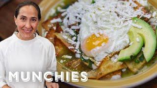 How To Make Chilaquiles with Gabriela Cámara of Contramar
