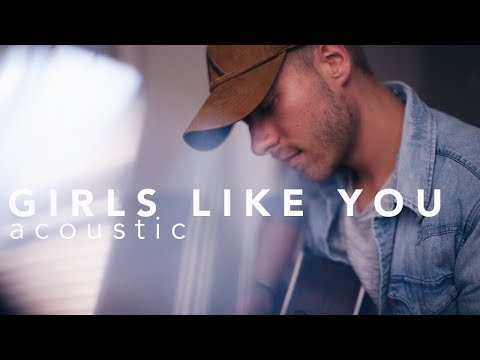 Girls Like You - Maroon 5 ft. Cardi B (Acoustic Cover) mp3