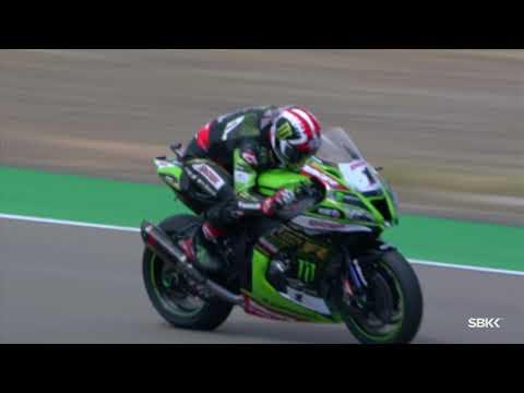 スーパーバイク世界選手権 SBK 第5戦トルエル(アラゴン)ジョナサン・レイのオーバーテイクショー