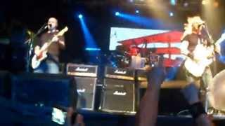 BARON ROJO Concierto Para Ellos!!!!Dedicado a Papoo!!!!en GROOVE Argentina 2013