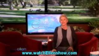 Faith Hill on Ellen DeGeneres Show, Nowember 02, 2009 HD VIDEO