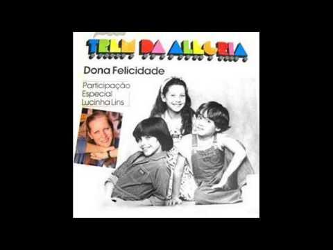 TREM DA ALEGRIA & LUCINHA LINS || Dona Felicidade