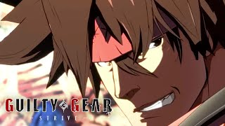 Guilty Gear Strive - Official Release Date Announcement Trailer