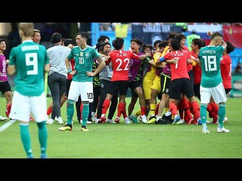 Alemanha eliminada do Mundial 2018 d17116ed88554