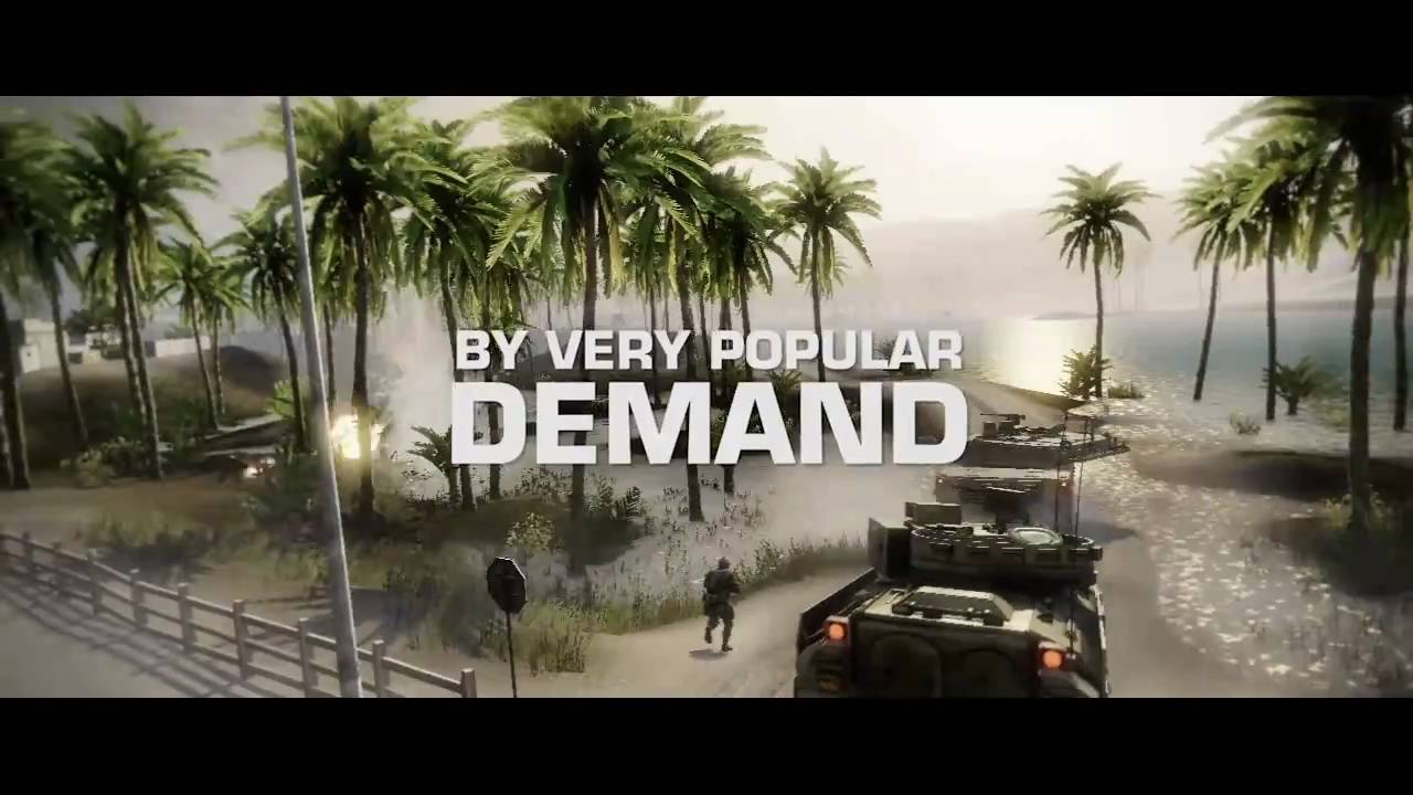 Battlefield: Bad Company 2 Goes To Vietnam For Christmas
