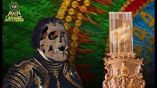 RELIQUIAS mexicanas y DONDE encontrarlas 2 | Penacho de Moctezuma, Corazón Melchor Ocampo