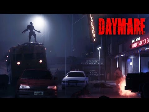 DAYMARE: 1998 - Release Trailer (Raven's demons) thumbnail