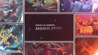HoN Top 10 Annihilation 18 August 2018