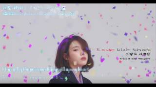 (engsub+vietsub+kara) IU – Love Like That (그렇게 사랑은)