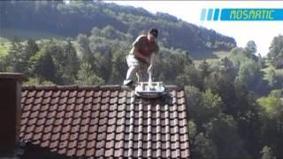 Čerpinio stogo plovimas