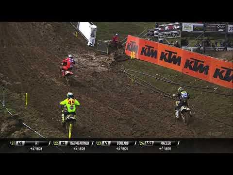 Herlings & Anstie   Battle for the lead   MXGP of Pays de Montbéliard