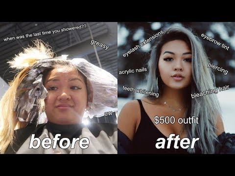 spending $1000 to be an instagram baddie | transformation challenge
