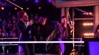 Austin Ellis vs  Josh Kaufman  Happy The Voice Highlight   YouTube2