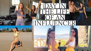 LA DAY IN THE LIFE OF AN INFLUENCER | JEN SELTER