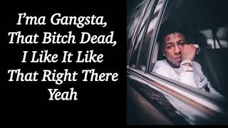 NBA Youngboy Gangsta Fever Lyrics