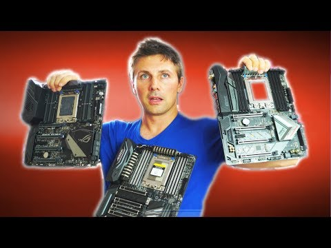 X399 Threadripper Motherboards…. WHICH is the BEST at What?