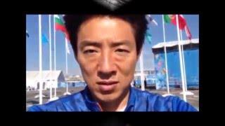 松岡修造メッセージ心がつらく苦しいときに聞くと気持ちが和らぐ動画