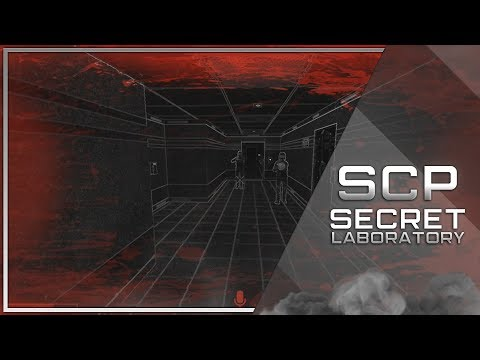 SCP: Secret Laboratory (6) ОХОТНИК НА КРОКОДИЛОВ!