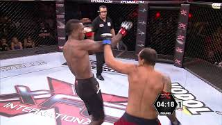 Relive XFC International 2 #XFCFlashback