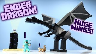 Minecraft Jazwares Series 4 Action Figures Ender Dragon