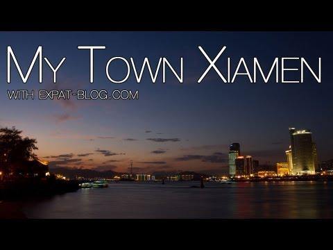 Video My Town Xiamen with expat-blog.com