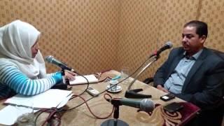 حلقة إذاعية / قلة عدد القضاة في المحاكم الفلسطينية .. أ. غسان القيشاوي