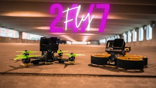 FPV Parking Lot with iFlight Bumblebee