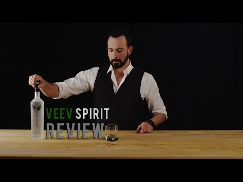 Veev Spirit Review – Best Drink Recipes