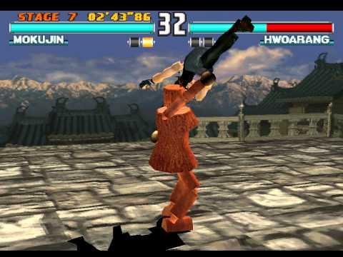 [TAS] PSX Tekken 3