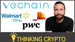 Interview: VeChain GM Jason Rockwood - VET vs VeChain THOR GAS - Walmart China & PwC Partnerships