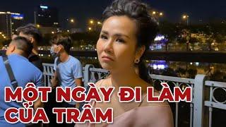 Khi Trâm đi làm | Vo Ha Tram Official
