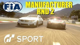 GT Sport FIA Round 2 Manufacturer Wrong Strategy