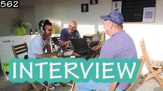 INTERVIEW OP DE RADIO - VLOG 562