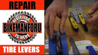 Tire Levers - What's Your Favorite? BikemanforU Repair