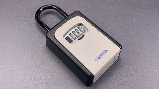 [1028] KIYA Key Safe Opened FAST!