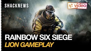 Rainbow Six Siege - Lion Gameplay