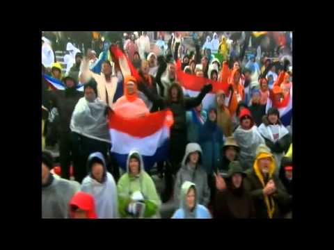 Olympisch kampioene Nicolien Sauerbreij spreekt tijdens sportmarkt in De Meerpaal
