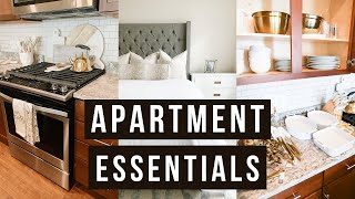 APARTMENT ESSENTIALS THAT ARE ACTUALLY WORTH BUYING | Products I Use In My Apartment ALL The Time