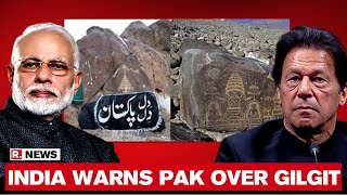Indian Govt Warns Pakistan; Asks To Vacate Gilgit Baltistan - Download this Video in MP3, M4A, WEBM, MP4, 3GP