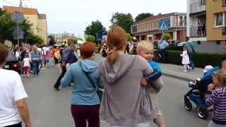preview picture of video 'Ozimska Faruzerka / Mazoretki Ozimek 2013 Part II'