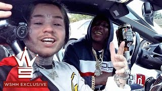 """BEXEY & Jackboy """"LONDON TO 1800"""" (WSHH Exclusive - Official Music Video)"""