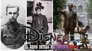 La Historia Jamas Contada De Walt Disney y La Oscura Historia Tras Disney World