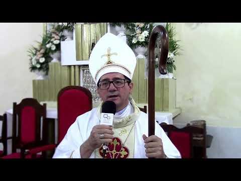 Dom Paulo Jackson Convite para ordenação