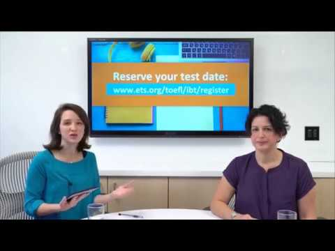 Tips to Achieving TOEFL® Test Success - YouTube